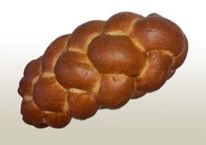 Photo of Butterzoph Bread from Bernhard's Bakery