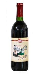 Photo of Scarlett Red Blend Wine from Georgia Winery